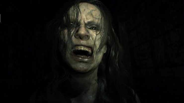 re7 face 1024x576 - Resident Evil 7: Biohazard (Video Game)