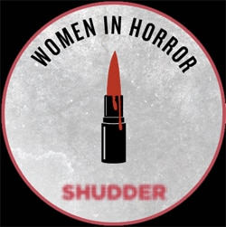 Women in Horror Sticker - Shudder Celebrates Women in Horror Month with A Woman's Touch Collection