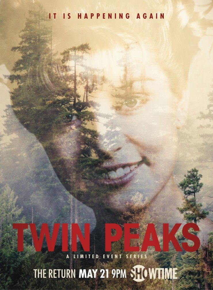 twinpeaksshowtimeposterlaura - My Thoughts on Showtime's Twin Peaks Episode 10