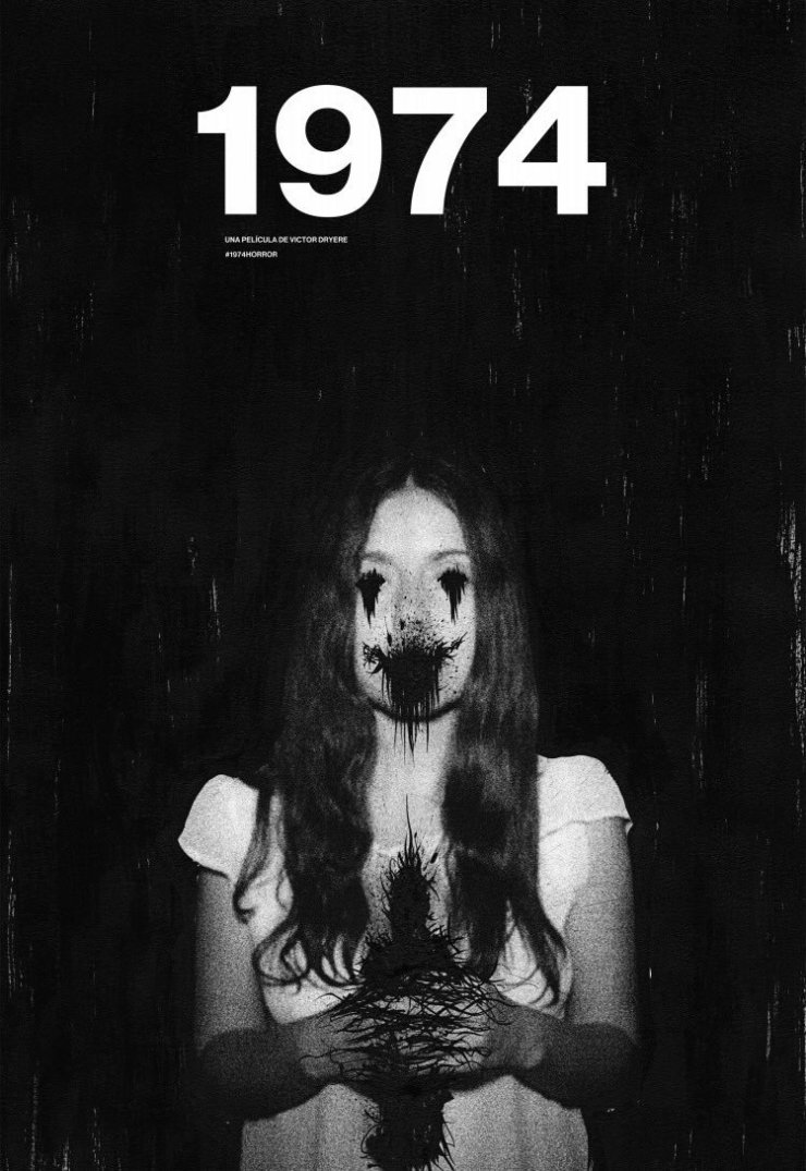 1974 poster - Horrible Imaginings Podcast #172: Victor Dryere Talks About his Haunting 8mm Horror Film 1974!
