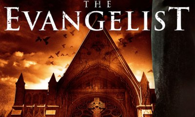 THE EVANGELIST MOVIE POSTER s - Get Ready to Beg The Evangelist for Forgiveness in May