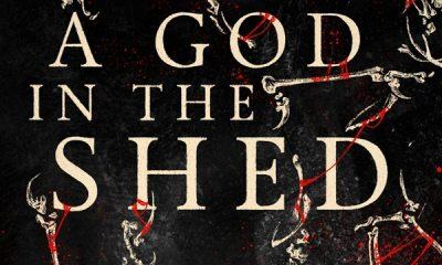 godintheshed s - Win a Signed Copy of A God in the Shed