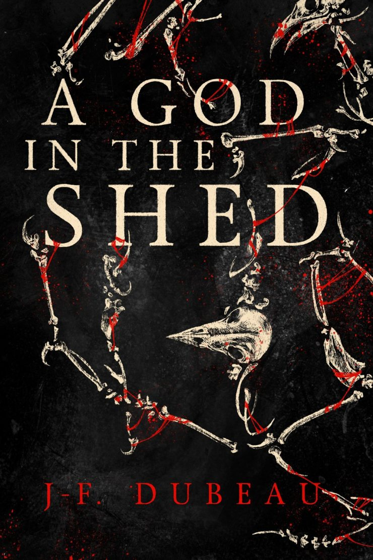 godintheshed - Win a Signed Copy of A God in the Shed