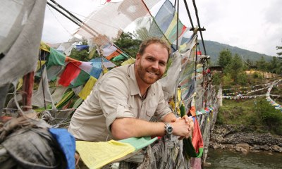 joshgates - New Travel Channel Lineup Includes Josh Gates on the Hunt for ExtraTerrestrials