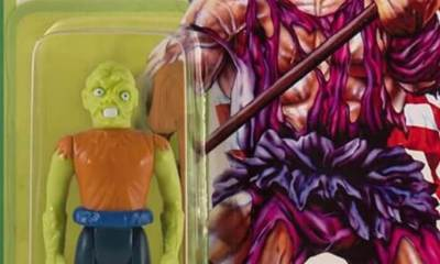 the toxic avenger action figure 1 1 - The Toxic Avenger Action Figure Mops Up the Town