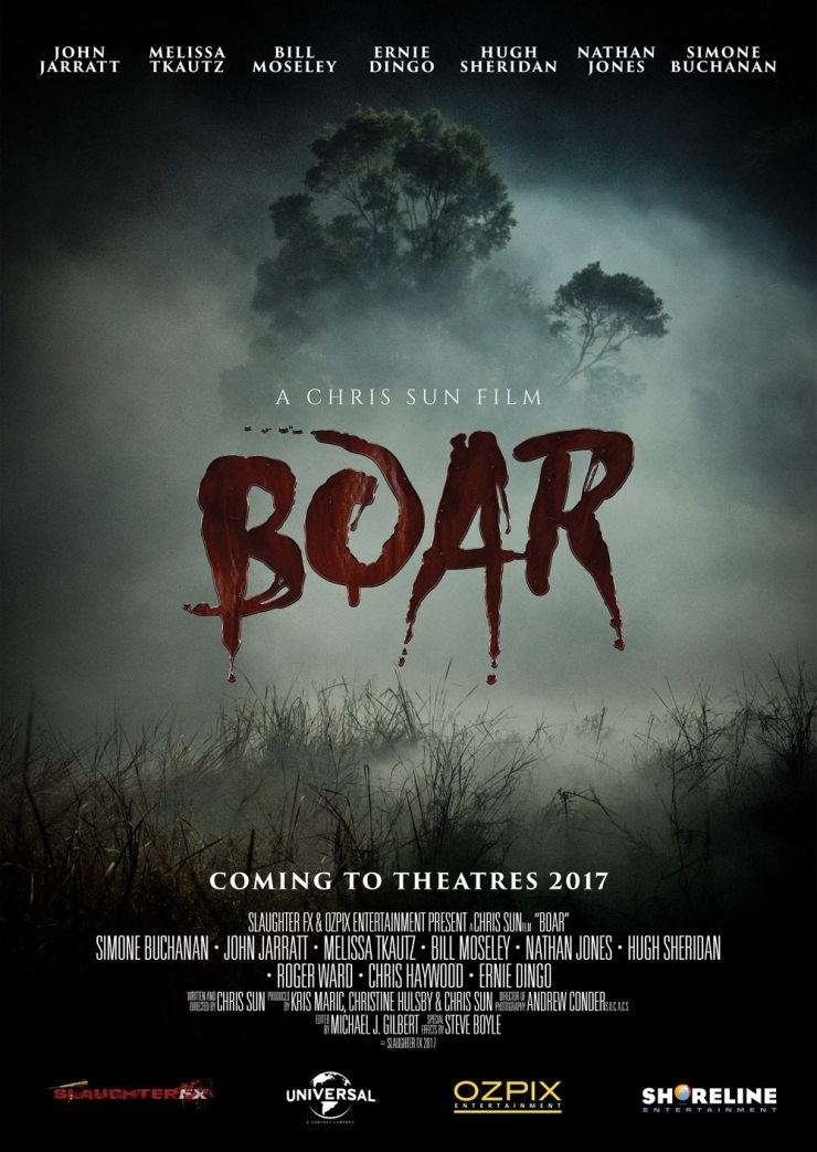 boar poster - Boar - Poster Premiere and More!