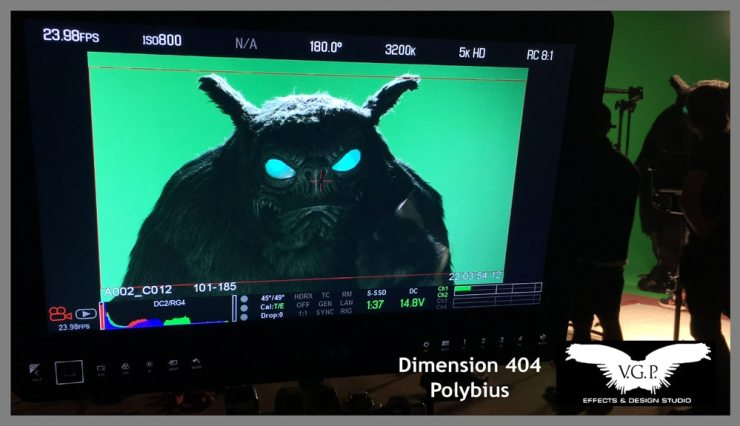 dimension 404 poly 2 - Exclusive Guest Blog: Vincent Guastini - V.G.P.  Effects & Design Studio New Projects - Aftermath, Dimension 404, and Vincent's Directing Debut of The Dark Tapes