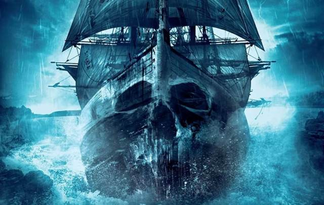 Ghost Ship Sets Sail On Dvd