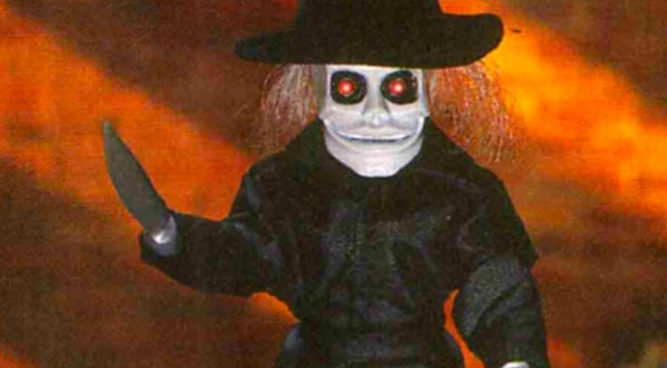 pm figures blade - No Strings Attached: Remembering the Puppet Master Action Figure Series