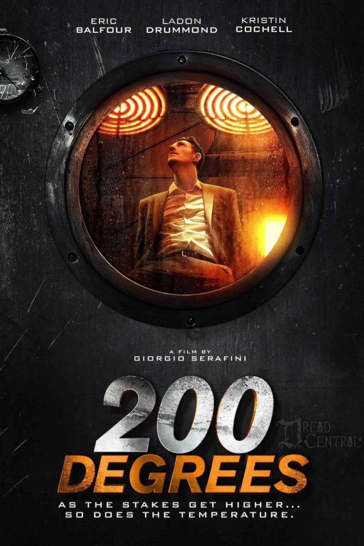 200degreesposter - Exclusive: 200 Degrees Poster Cranks Up the Heat
