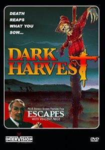 Dark Harvest 1992 209x300 - Dark Harvest/Escapes (DVD)