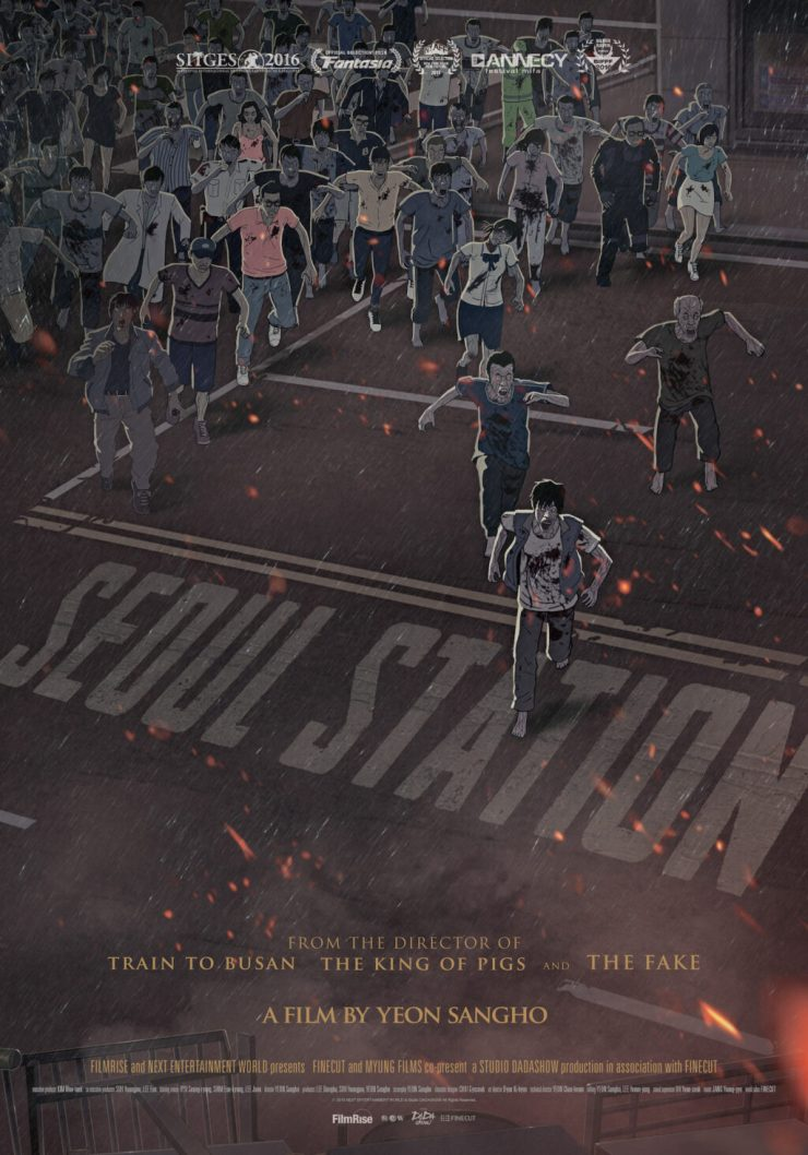 SEOUL STATION Intl poster 1024x1464 - Exclusive: This Seoul Station Clip Makes Me Realize I Need to Do More Cardio