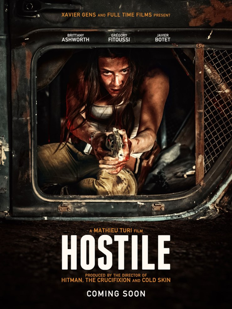 hostile teaser2 - Can You Survive This Trailer for Mathieu Turi's Hostile?
