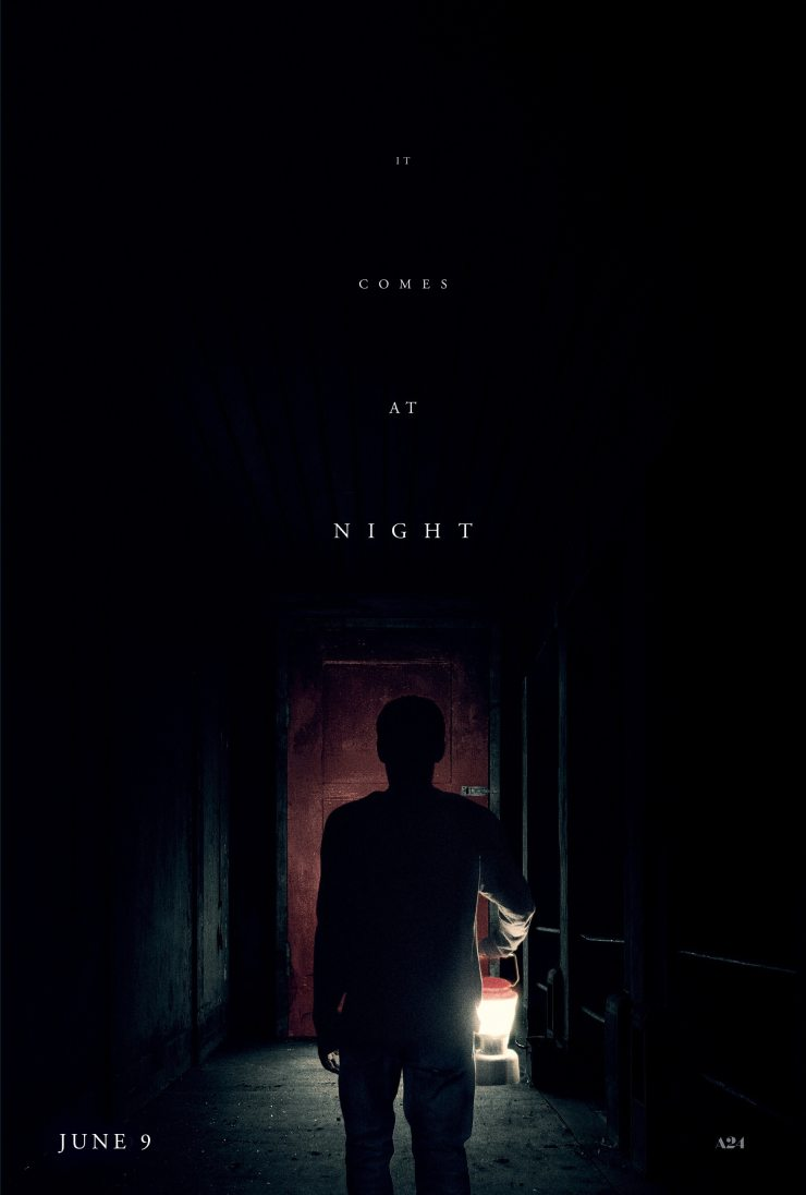 it comes at night poster - It Comes At Night - Two New Creepy Clips