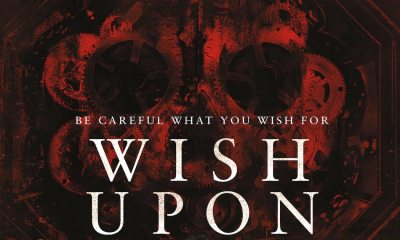 wishuponfinalposterbanner - Wish Upon Set Visit Report - Hear from Stars Joey King, Shannon Purser, and Sydney Park and Director John R. Leonetti