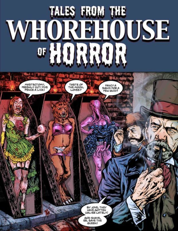 Tales From The Whorehouse of Horror7 1.jpg 1 1 - Tales from The Whorehouse of Horror Too Sexy for Kickstarter