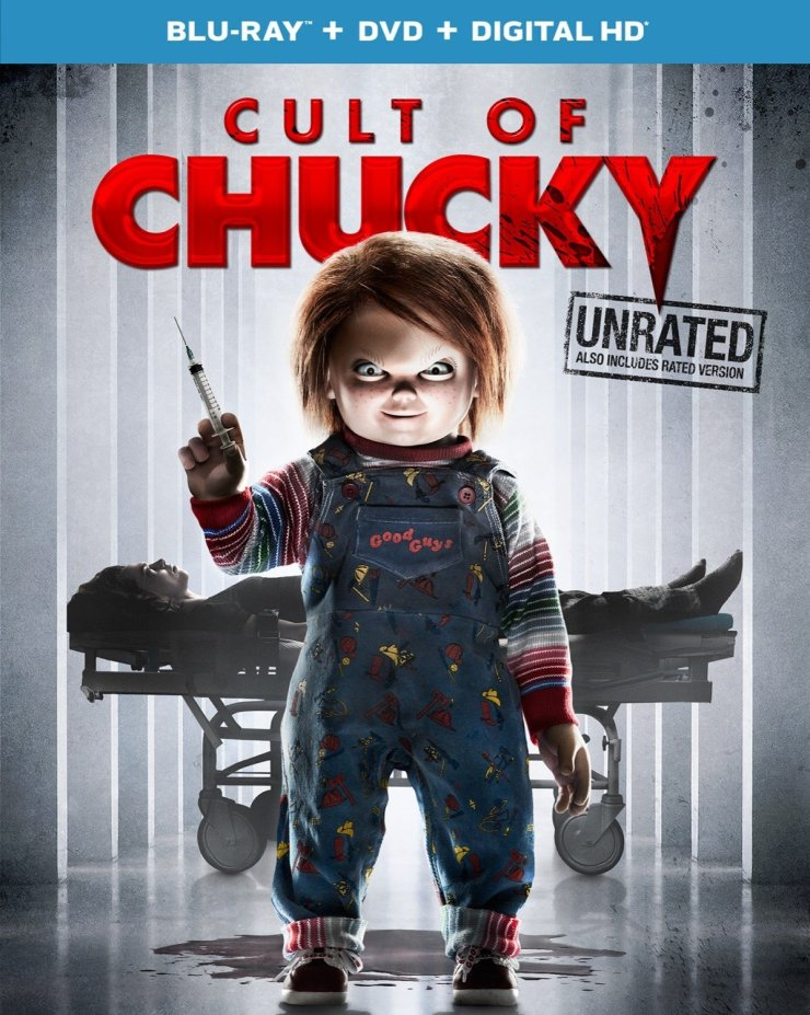 cult of chucky blu ray - Win a Copy of Cult of Chucky on Blu-ray
