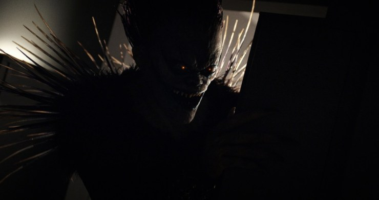 death note 3 - New Death Note Clip Introduces Light to Ryuk