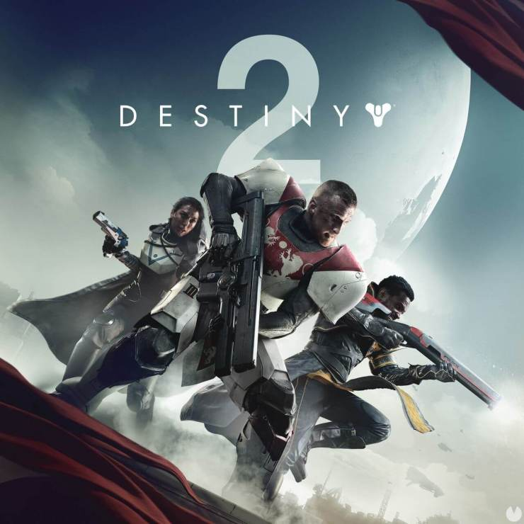destiny 2 poster 1 - E3 2017: Destiny 2 Looks Just as Epic as You'd Expect