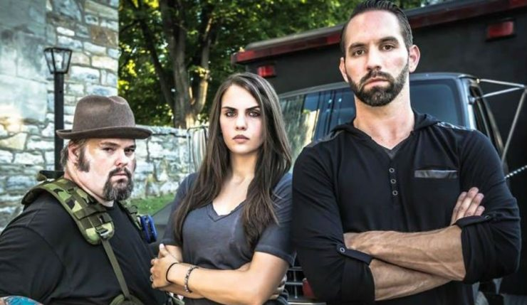 Ghosts of Shepherdstown - Ghosts of Shepherdstown 'Staged' Controversy - The Final Word