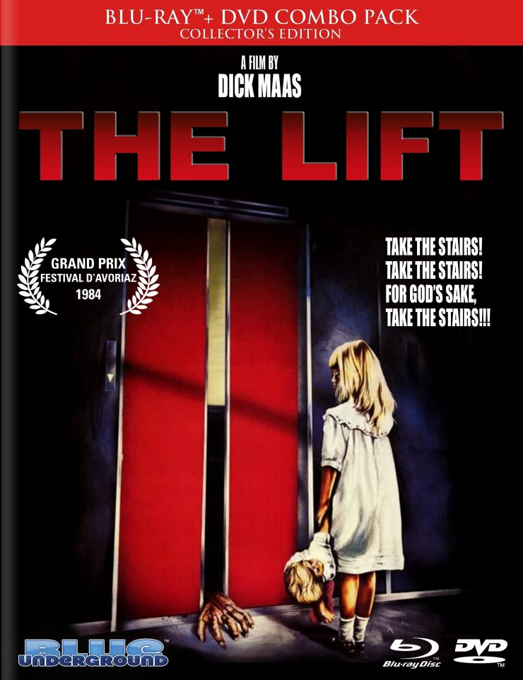 Lift BDCombo keyart4c REV - Blue Underground to Release Dutch Thriller The Lift