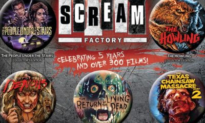 SDCC 2017 Button Packs - #SDCC17: Scream and Shout! Factory's San Diego Plans