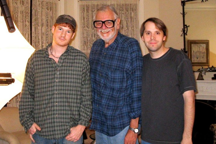 Scott Sean George - Never-Before-Seen George A. Romero Video Interview Outtakes Capture the Man