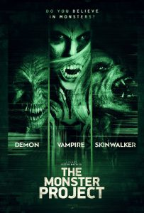 The Monster Project 203x300 - Interview: Victor Mathieu, Corbin Billings, and Phillip Sebal Discuss The Monster Project