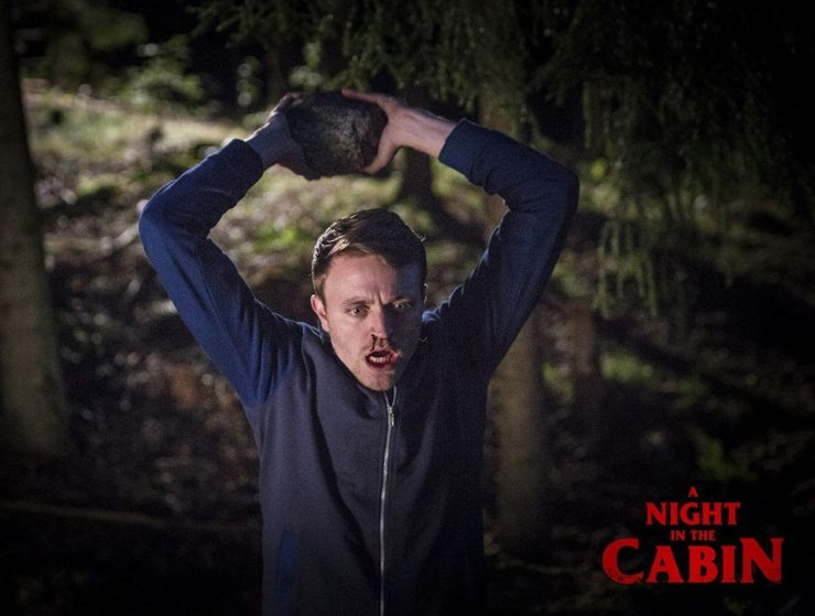anightinthecabin1 - Sweden Takes on the Slasher Genre With A Night in the Cabin