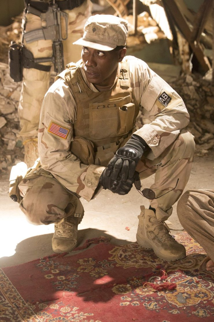 armedresponse3 - Wesley Snipes Takes on the Supernatural in Armed Response