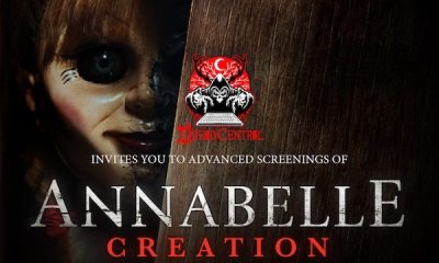 dreadcentralannabellescreeningsbanner - Attention Dread Central Readers: See an Advance Screening of Annabelle: Creation This Thursday!