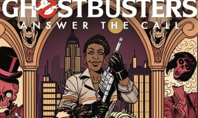 ghostbusters answerthecall s - IDW Expanding the Ghostbusters Universe with Five-Issue Ghostbusters: Answer the Call Series