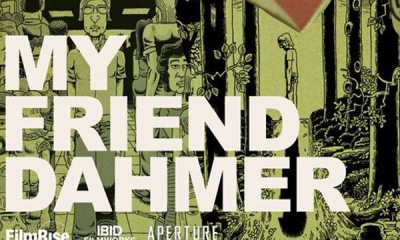 myfriend dahmer s - #SDCC17: Meet My Friend Dahmer in a New Teaser Trailer