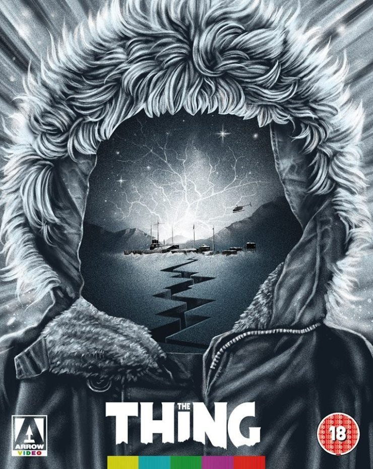 thing 4 - John Carpenter's The Thing - Arrow Reveals Stunning New Artwork!
