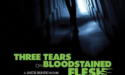 three tears on bloodstained flesh dvd s - New Trailer for Three Tears on Bloodstained Flesh; DVD Arrives in August