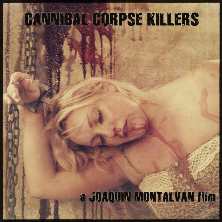 Cannibal Corpse Killers 404 - Exclusive Pics from Cannibal Corpse Killers