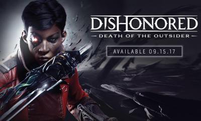 Dishonored Death of the Outsider2 1 - Kill a God in New Dishonored: Death of the Outsider Trailer