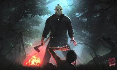 Friday The 13th The Game jason campfire 1 - Friday the 13th: The Game Sells 1.8 Million Copies