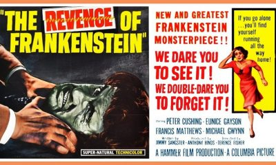 TROF 1 1 - Hammer Horror at its Finest: The Revenge of Frankenstein (1958)