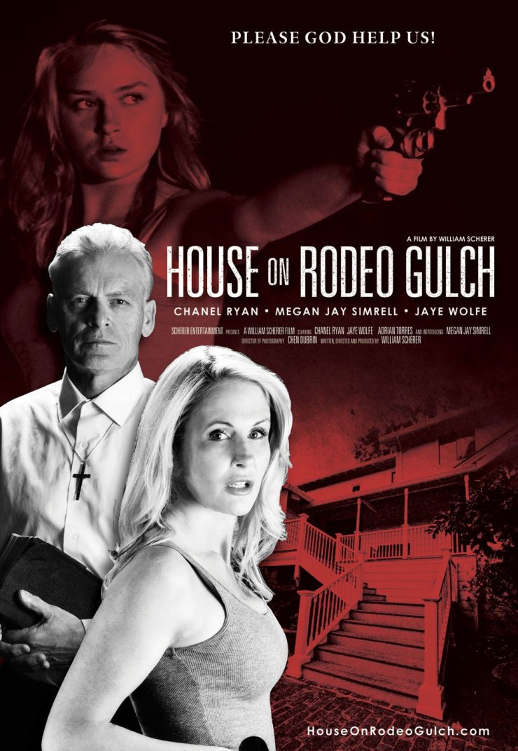 house rodeo gulch poster b - House on Rodeo Gulch Now on VOD; New Trailer, Stills, and More