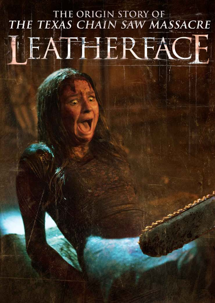 leatherface poster 3 - Exclusive: Julien Maury Talks Leatherface