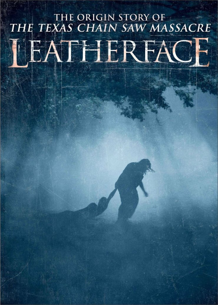 leatherface poster - Exclusive: Julien Maury Talks Leatherface