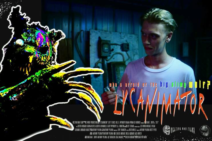 lycanimator theatercard 7 - Exclusive Lobby Cards From the Upcoming Creature Feature Lycanimator