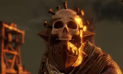 middle earth shadow of war terror tribe 1 - Middle-earth: Shadow of War Trailer Introduces the Terror Tribe