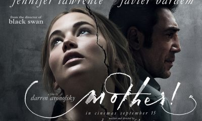 motherposterlawrencebardemhor - Special mother! Screening Happening Tonight in Los Angeles; Tweet to Win!