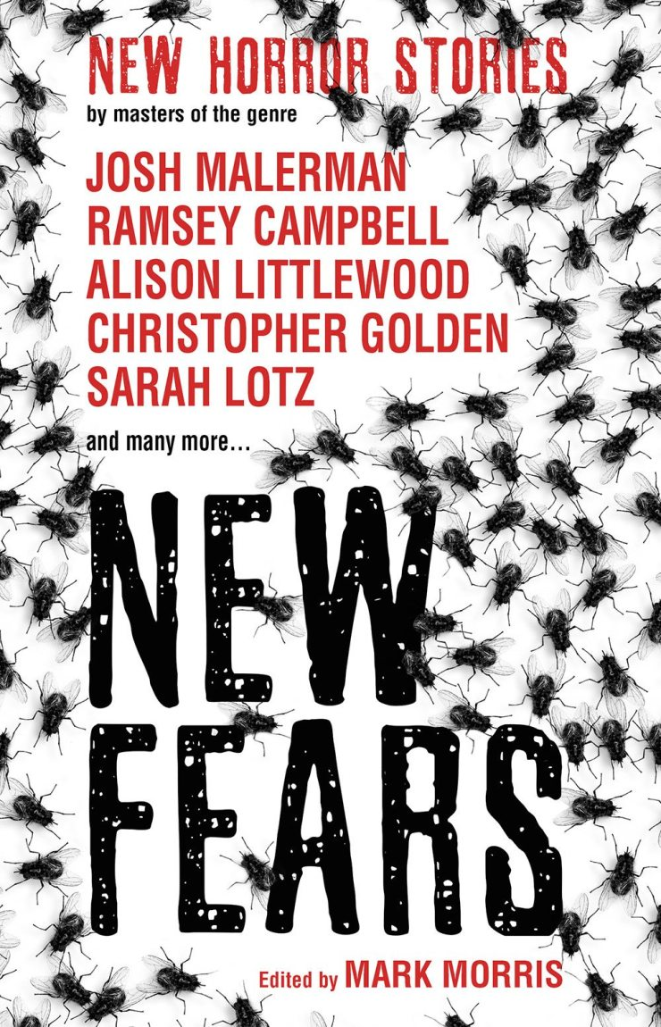 New Fears cover - Titan Set to Unleash New Fears on Us Later This Month
