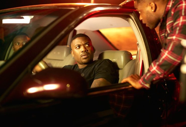 The Last One Episodic Ray J - Get Your First Look at BET Digital's New Horror Series The Last One