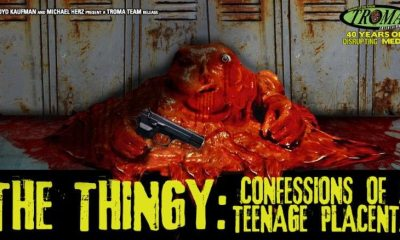 TheThingy ConfessionsOfATeenagePlacenta 1 - Troma's The Thingy: Confessions of A Teenage Placenta Finally Comes To Blu-ray in November