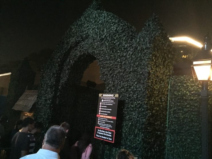 hhnhollywood2017ak 13 - Halloween Horror Nights Hollywood - A Review of the Haunted Attractions!
