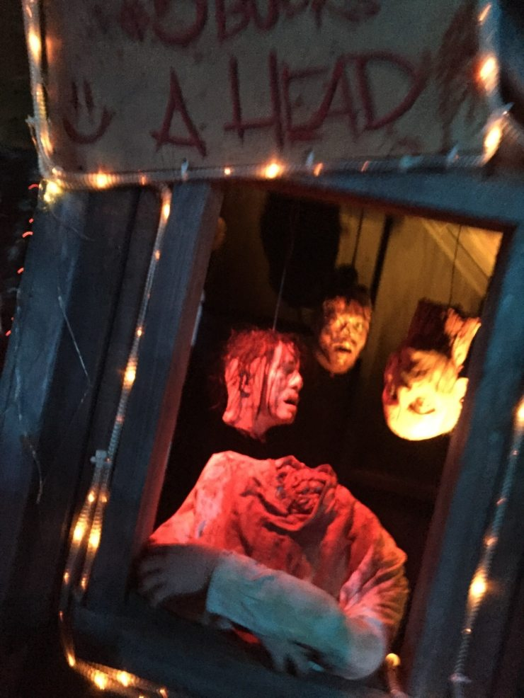 hhnhollywood2017ak 24 - Halloween Horror Nights Hollywood - A Review of the Haunted Attractions!